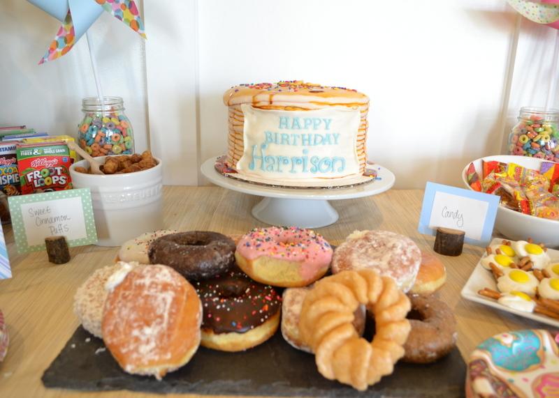 Harrison s Pancakes and Pajamas First Birthday - Project Nursery 46ead7dfa