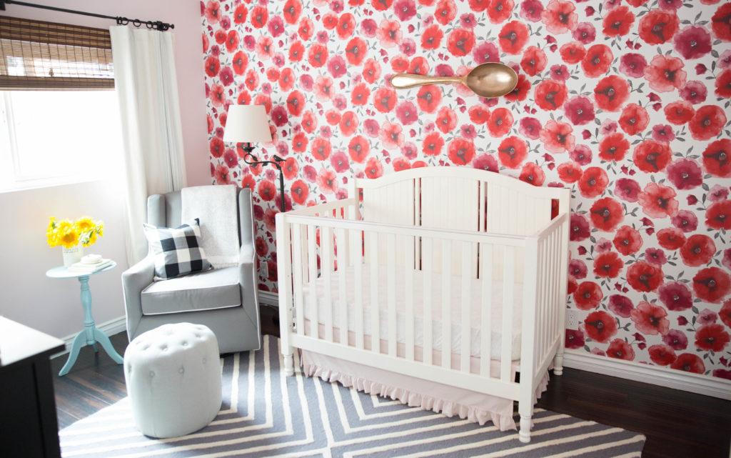 Mary Poppins Inspired Nursery - Project Nursery