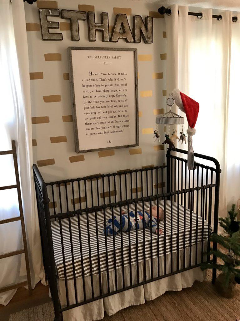 Ethan S Horse And Hound Nursery Project Nursery