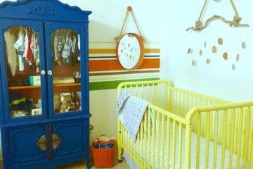 Agate Theme Nursery
