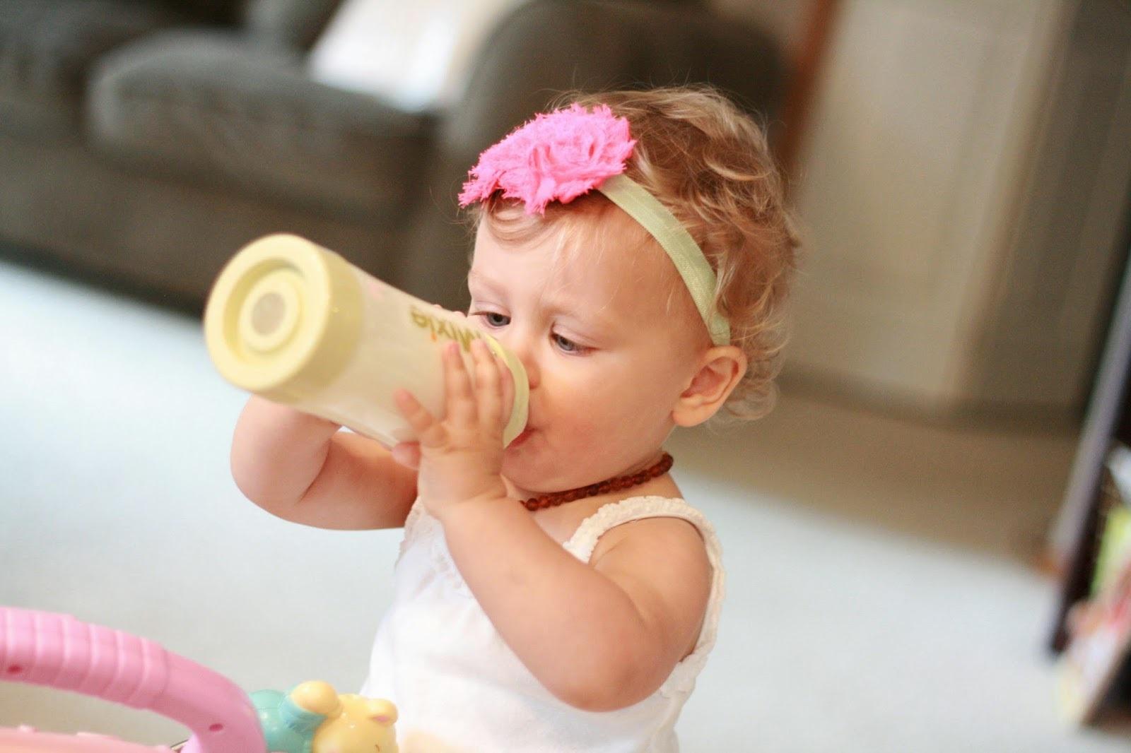 Mixie Baby Bottle