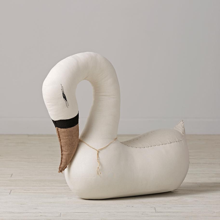 Swan Ride-On