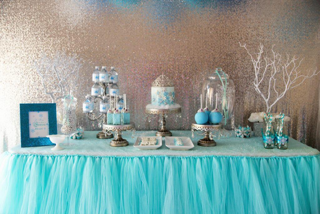 Frozen Wonderland Birthday Party - Project Nursery