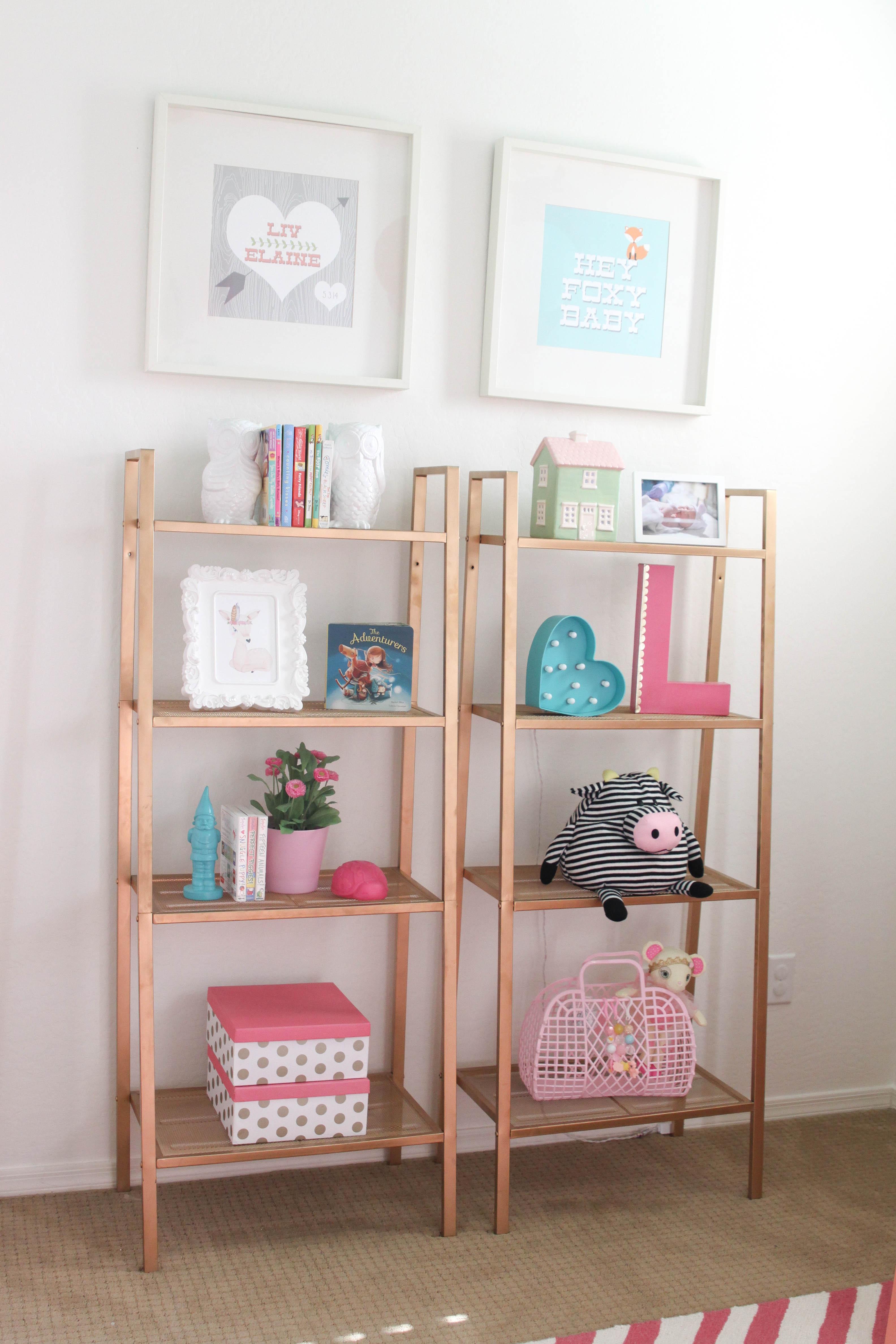 Nursery Bookcases