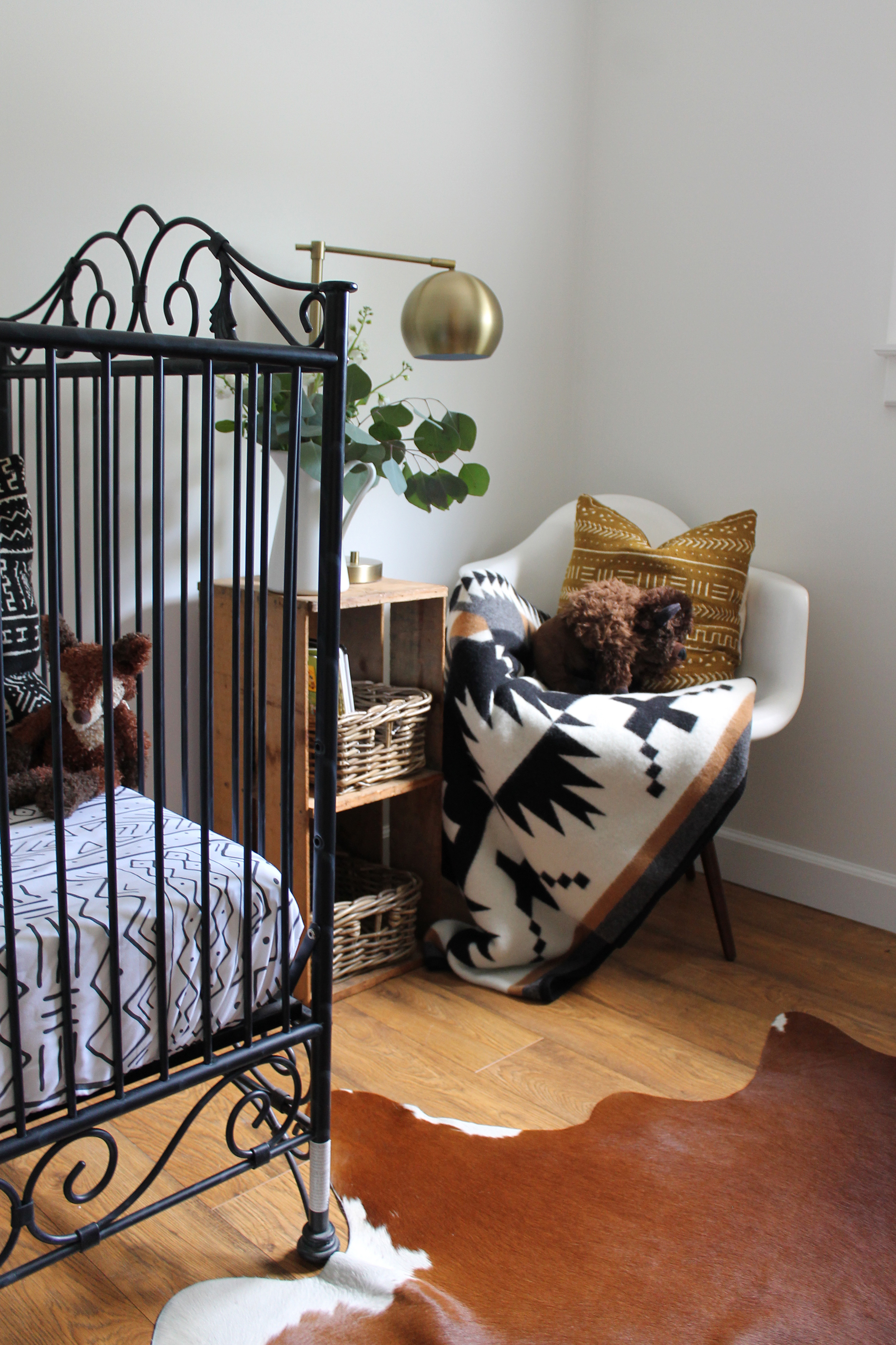 Southwest Inspired Nursery