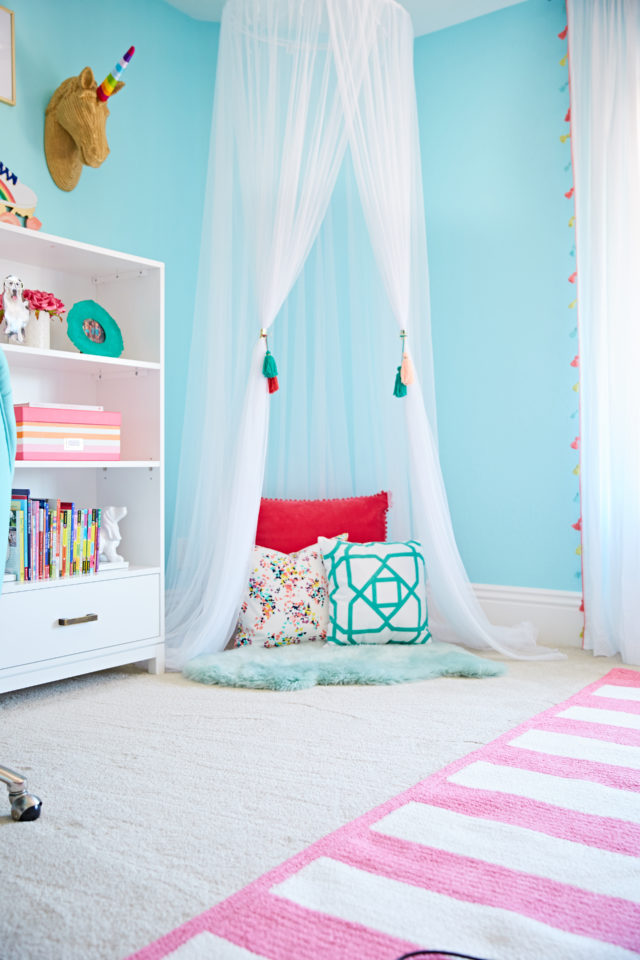 Design Reveal Equestrian Inspired Tween Room Project