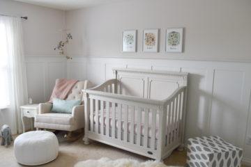 Barely Pink Nursery