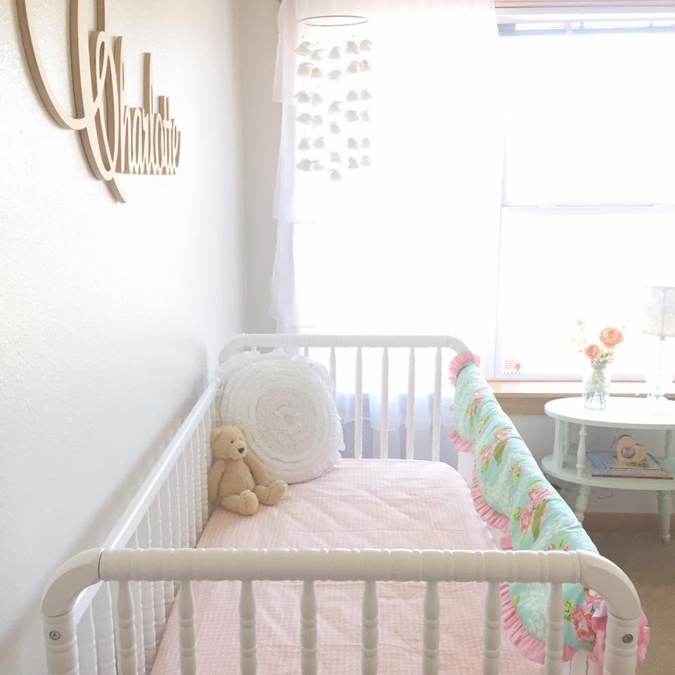 Spring Inspired Nursery