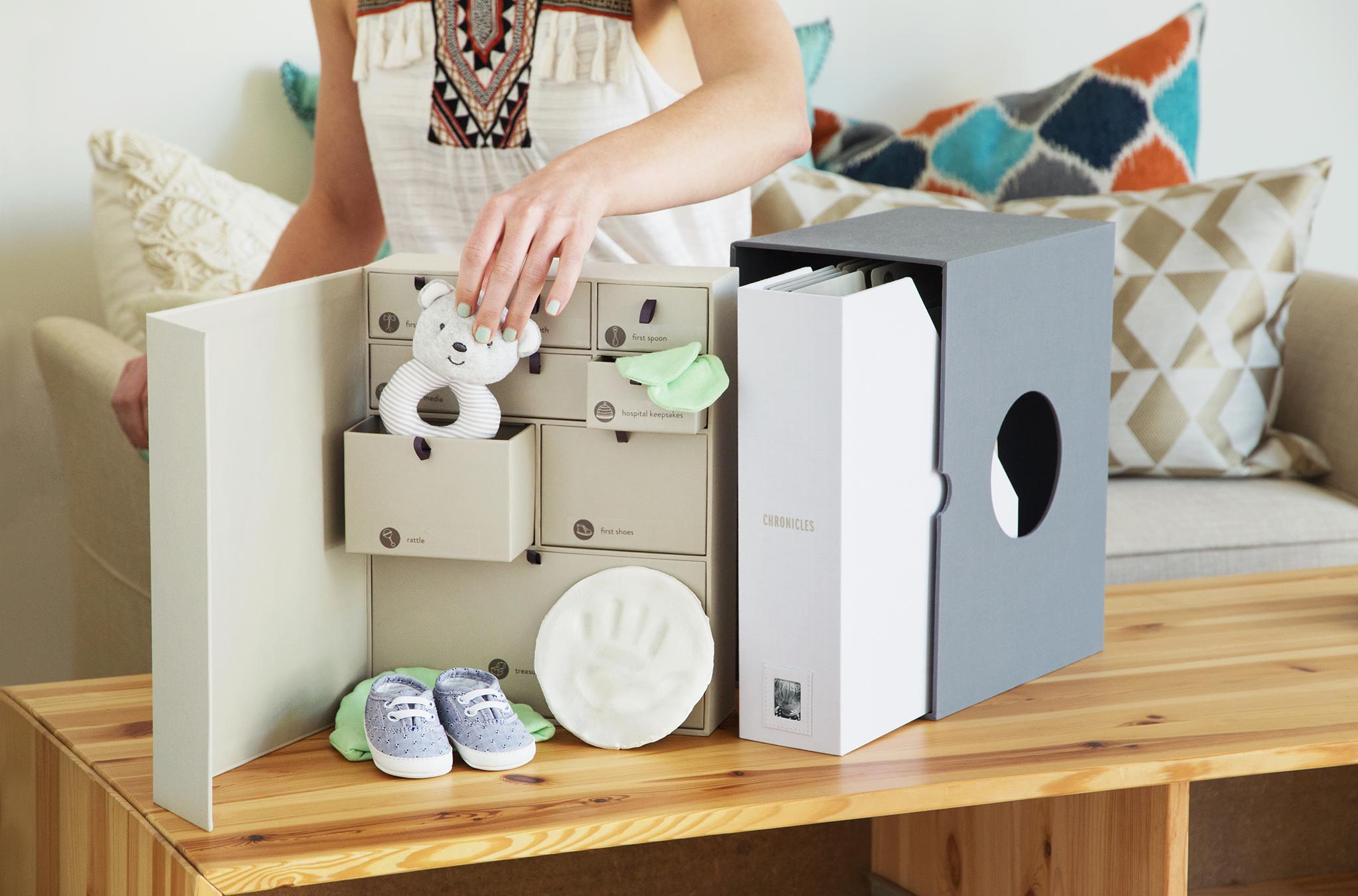 Savor Keepsake Box