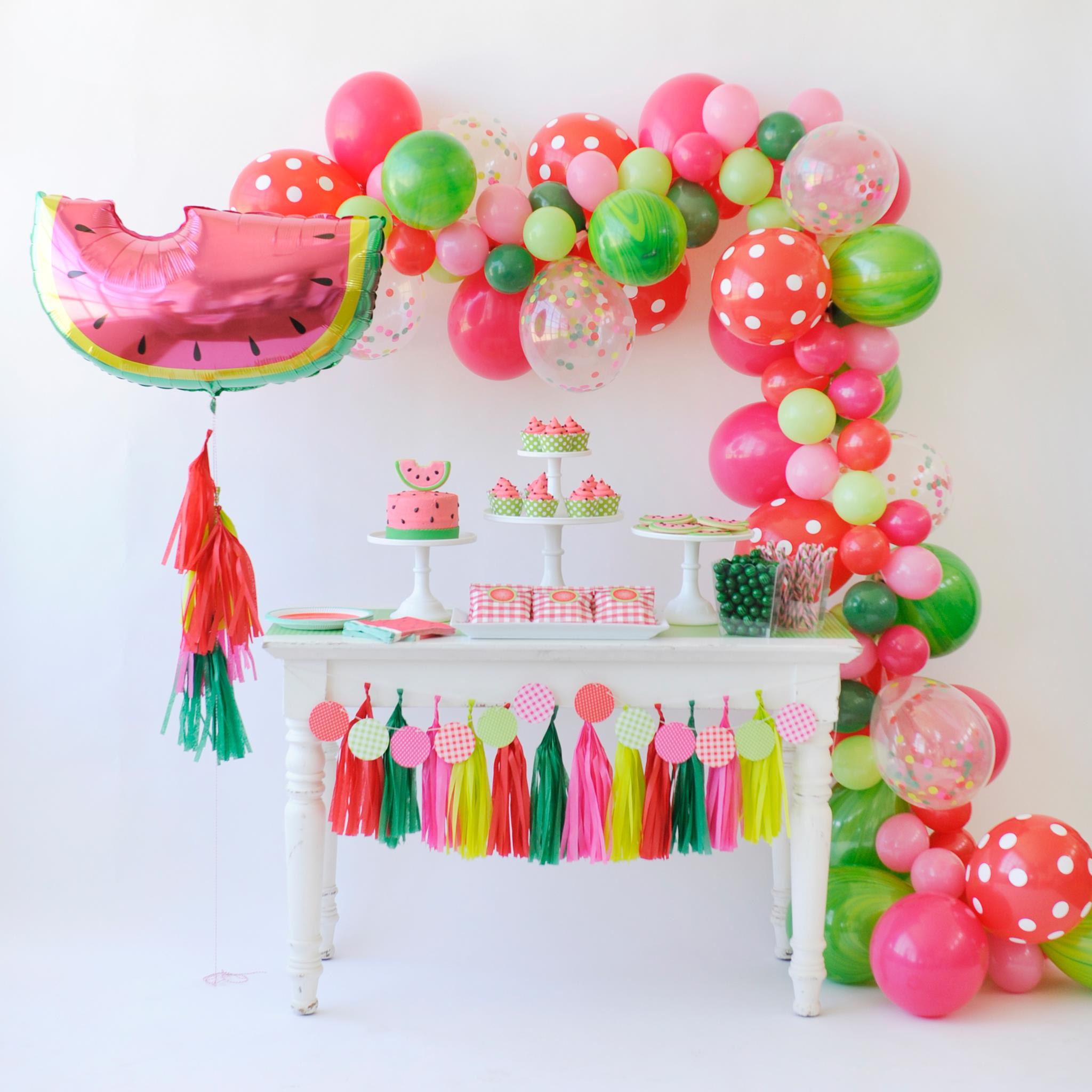 Fun Primavera. Decoraciones Children's Parties