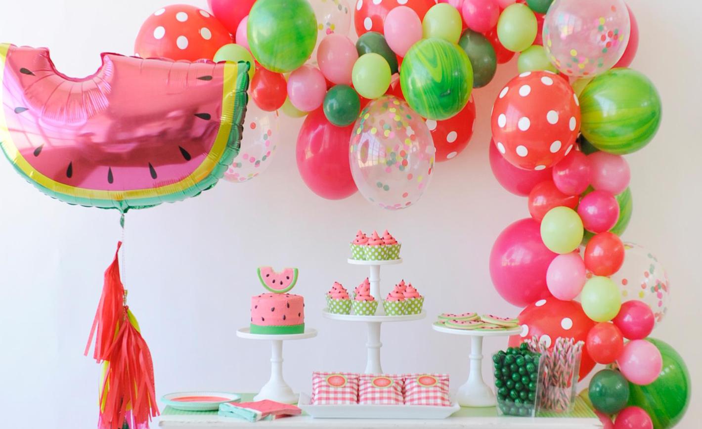 Toddler Birthday Decorations