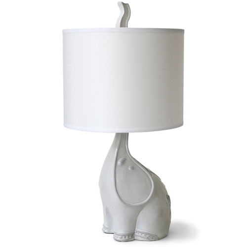 Elephant Table Lamp from Giggle