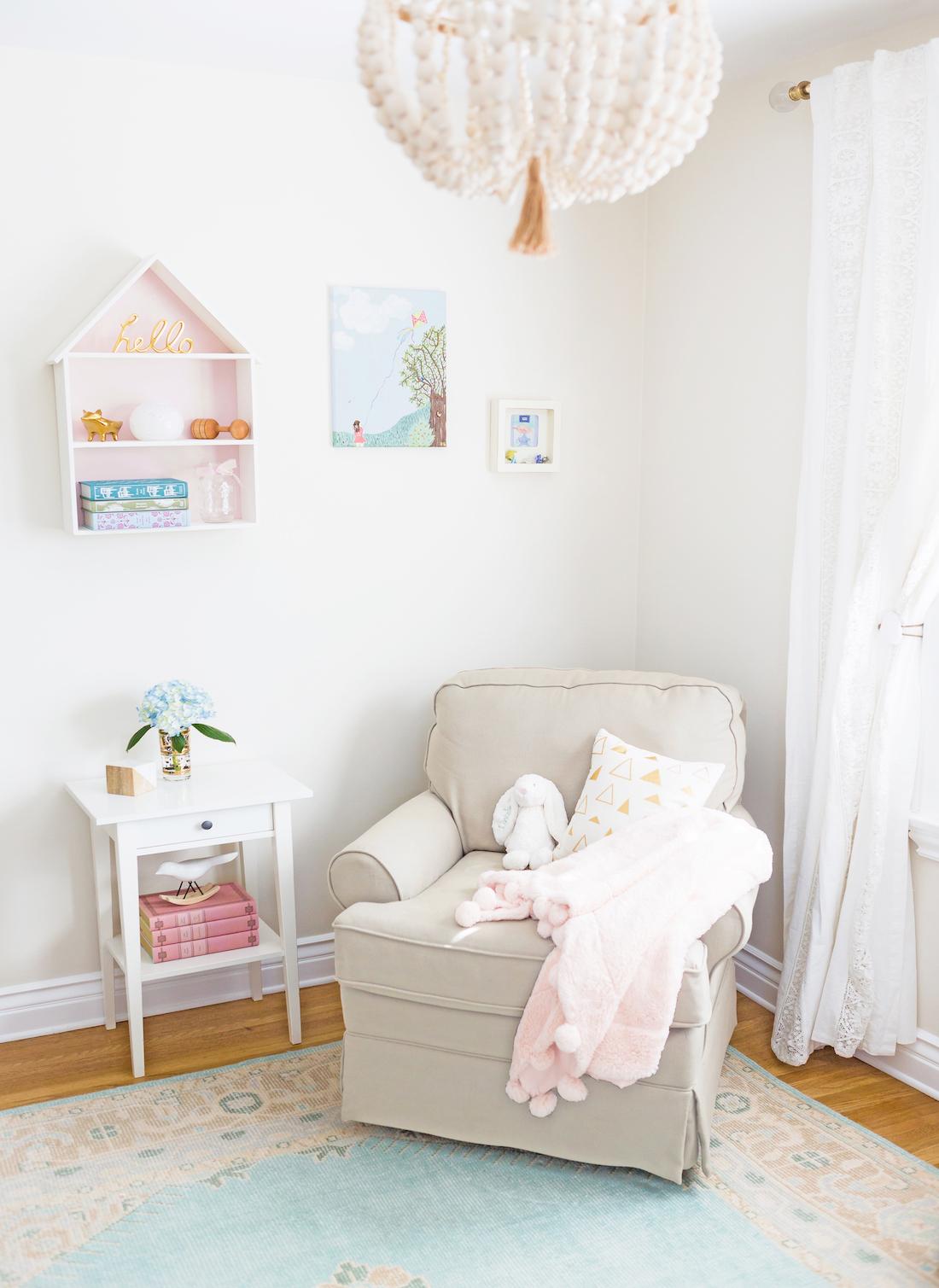 Eclectic Pastel Nursery