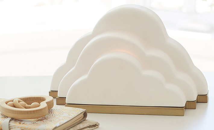 Cloud Lamp from Pottery Barn Kids