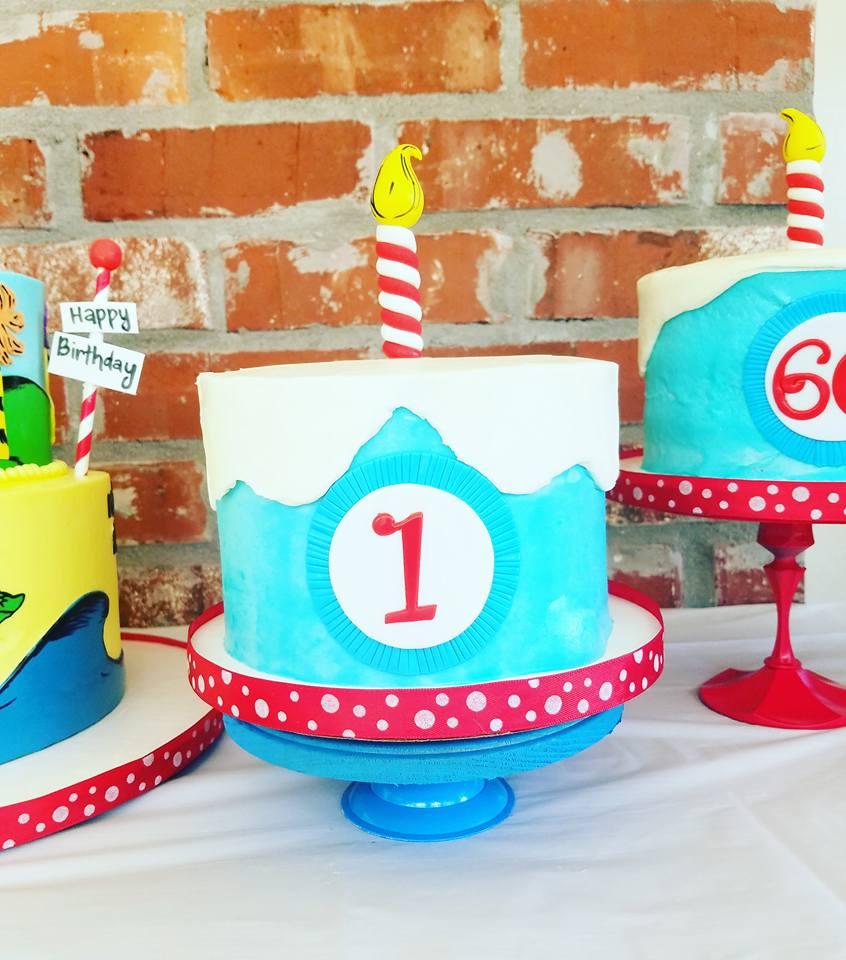 Phenomenal Diy Dr Seuss 1St Birthday Party Project Nursery Funny Birthday Cards Online Aboleapandamsfinfo