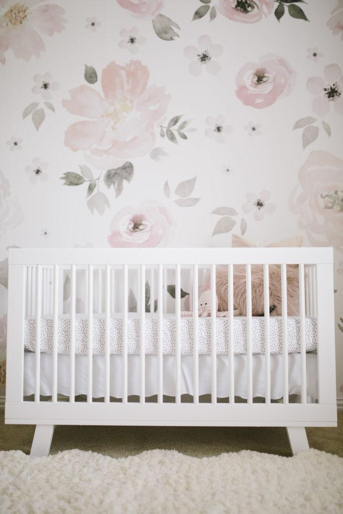 Harper S Floral Whimsy Nursery Project Nursery