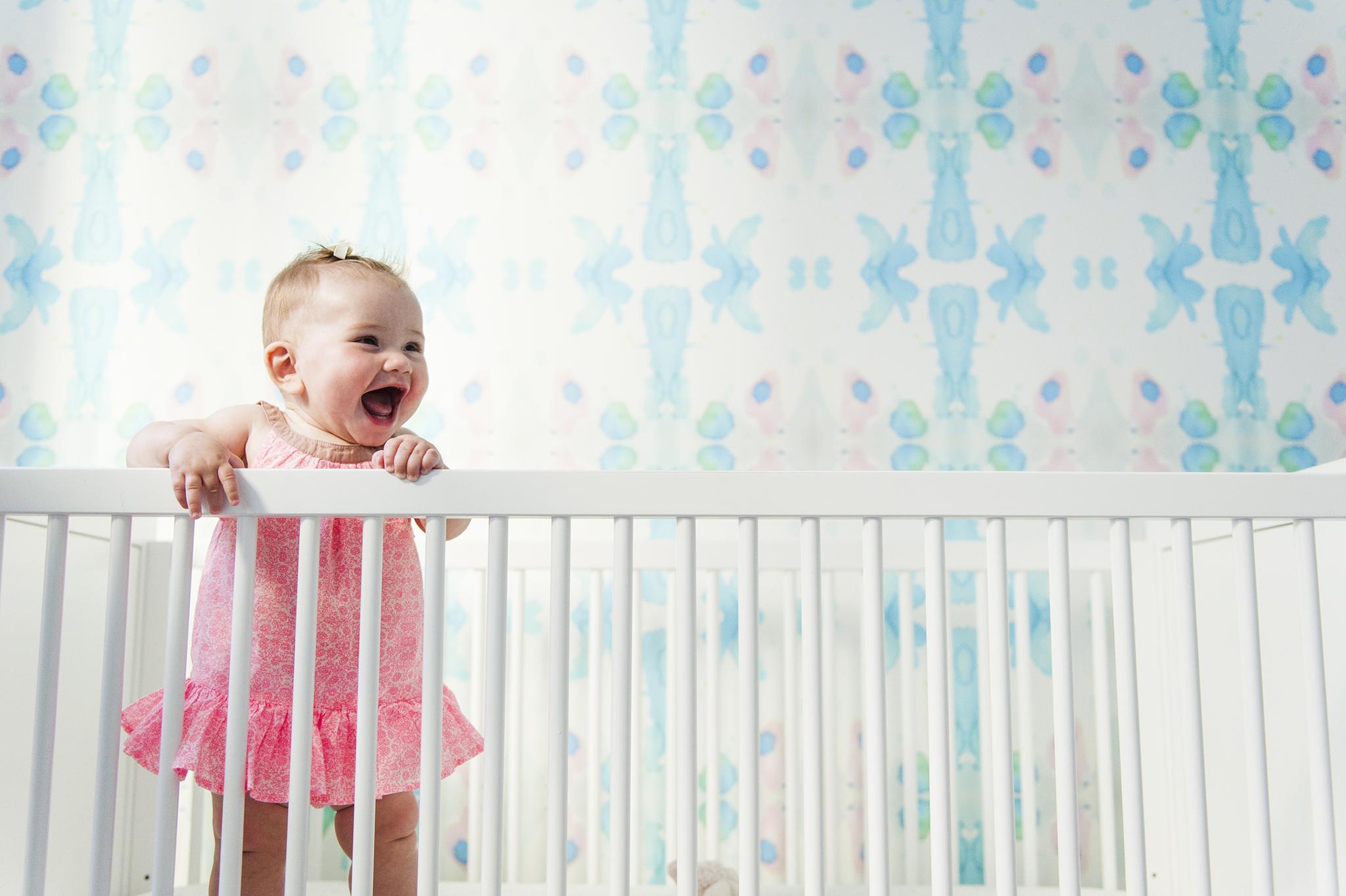 Nursery Feature Wall