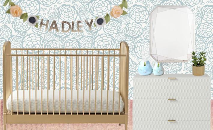 Pastel Gold Nursery