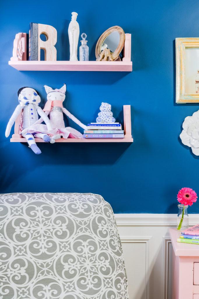Rachel Blue Is For Girls Nursery Project Nursery