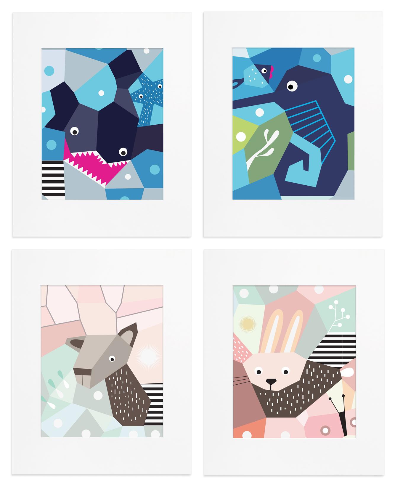 Nursery Works Art Prints