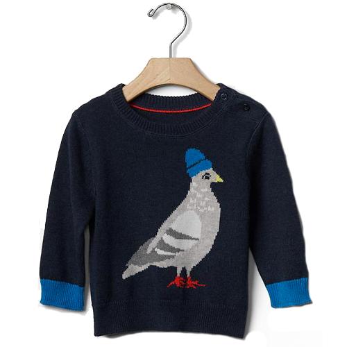 Pigeon Sweater