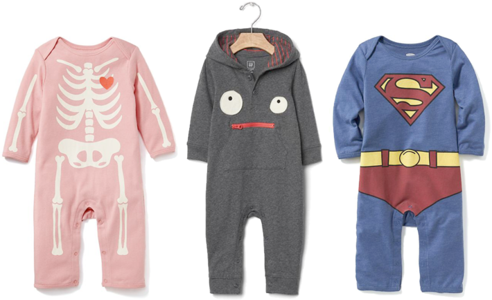Baby Halloween Costume Outfits