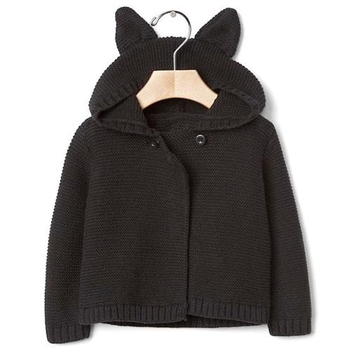 Cat Hood Sweater