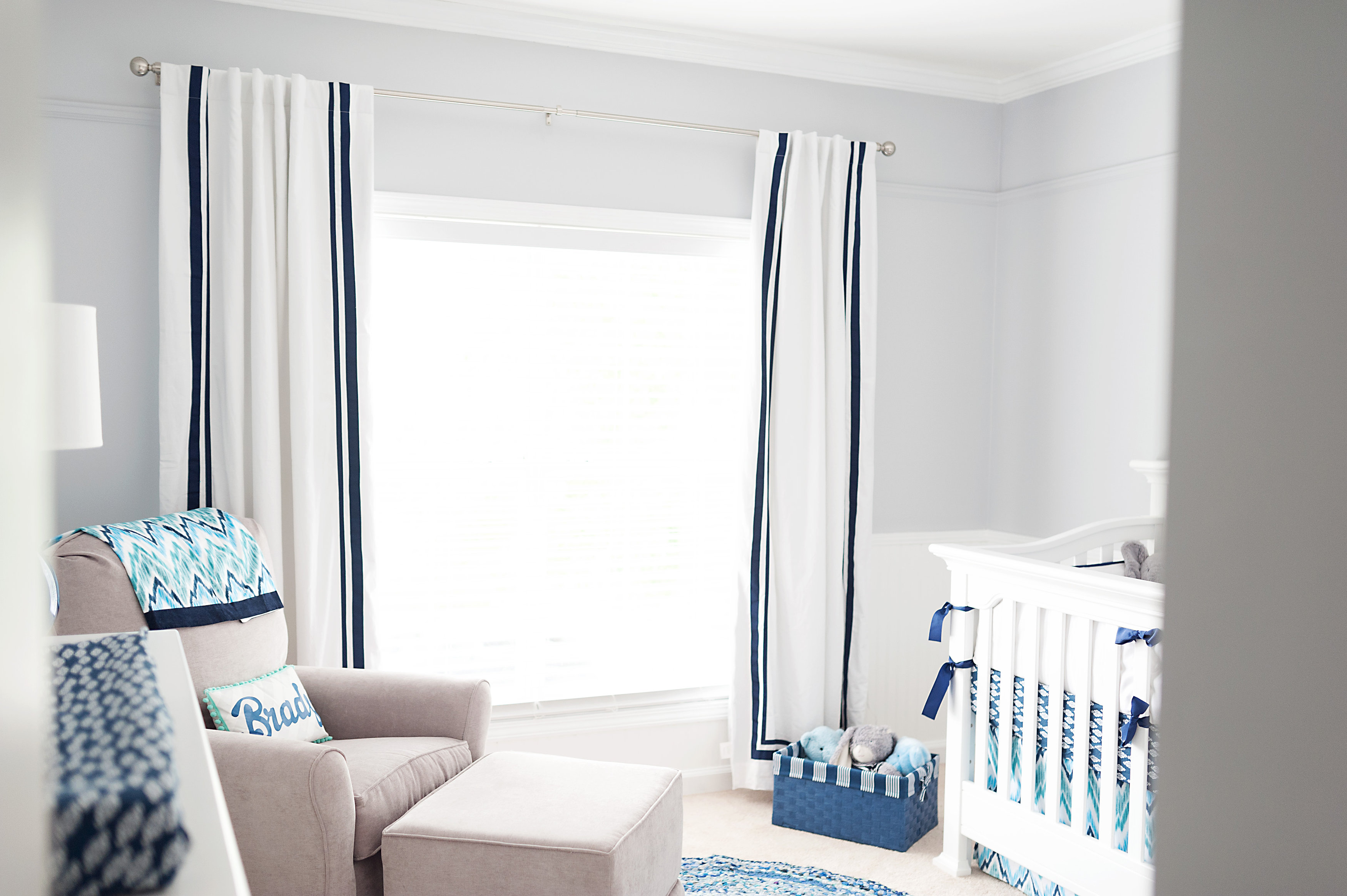 Little Boy Blue Nursery Project Nursery