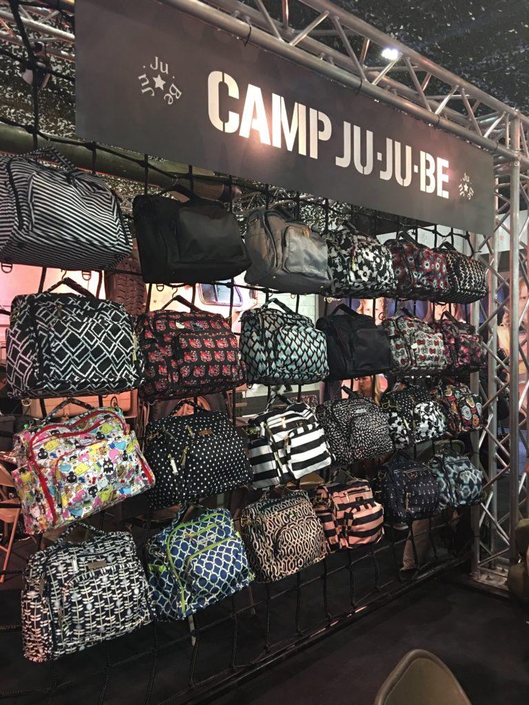 JuJuBe 2017 Diaper Bags
