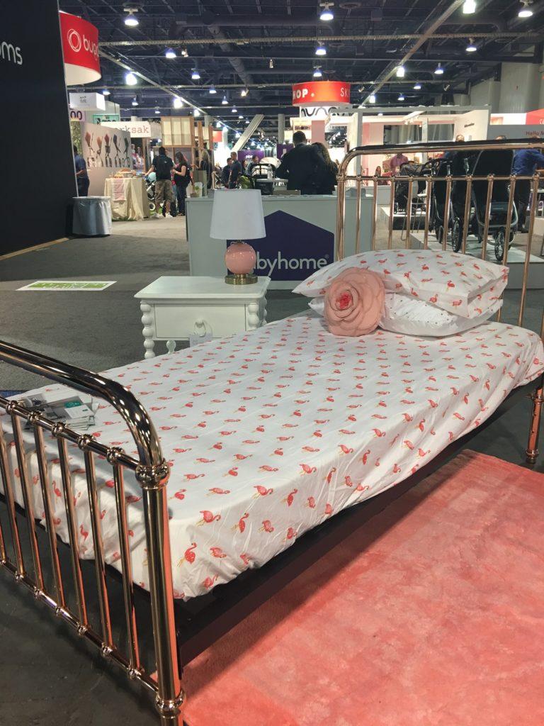 Incy Designs Eden Rose Gold Bed