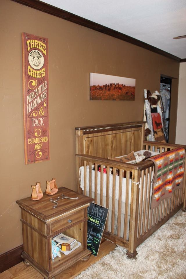 Steels Cowboy Dream Nursery