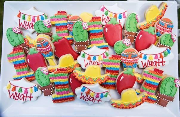Fiesta 1st Birthday