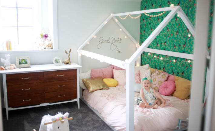 Whimsical Woodland Nursery
