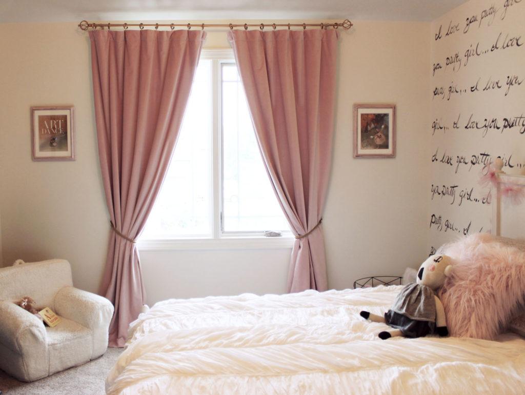 Children S Party Box Wall Art For Girl S Bedroom: Prima Ballerina Toddler / Big Girl Bedroom