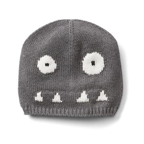 Spooky Monster Beanie