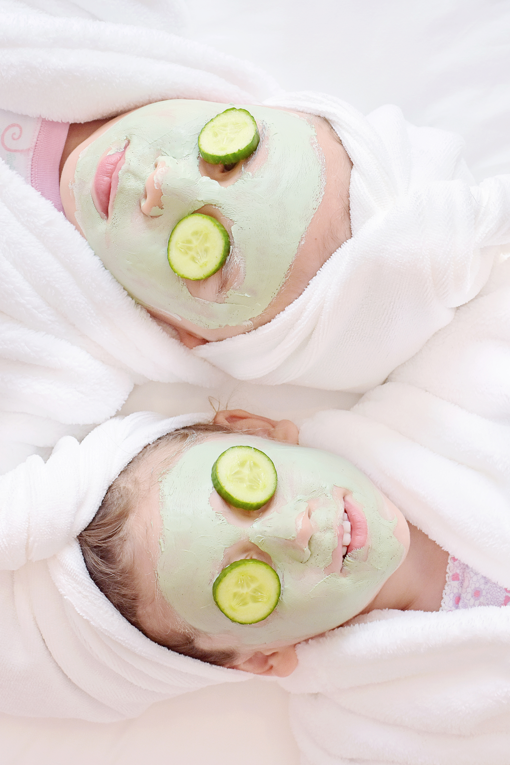 At-Home Spa Day for Kids
