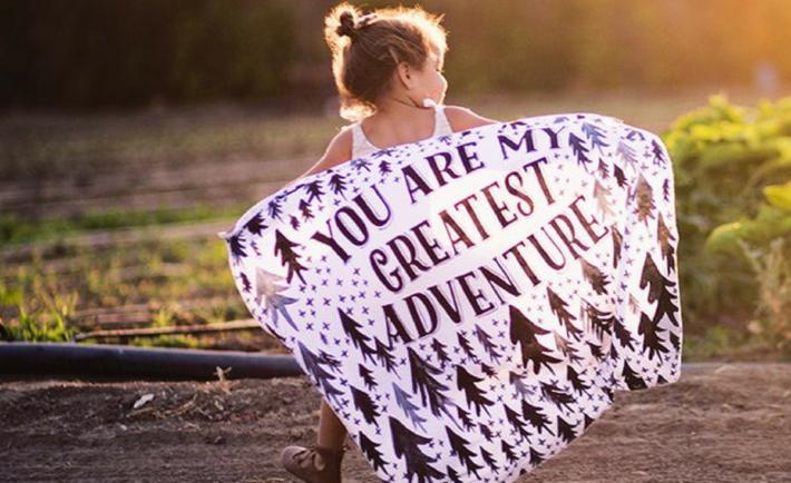 Great Adventure Blanket