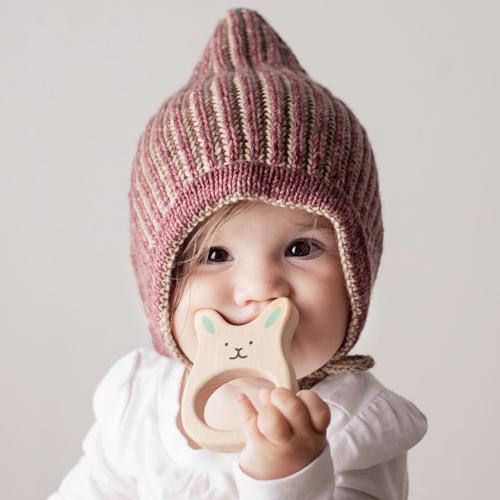 Winter Pixie Bonnet