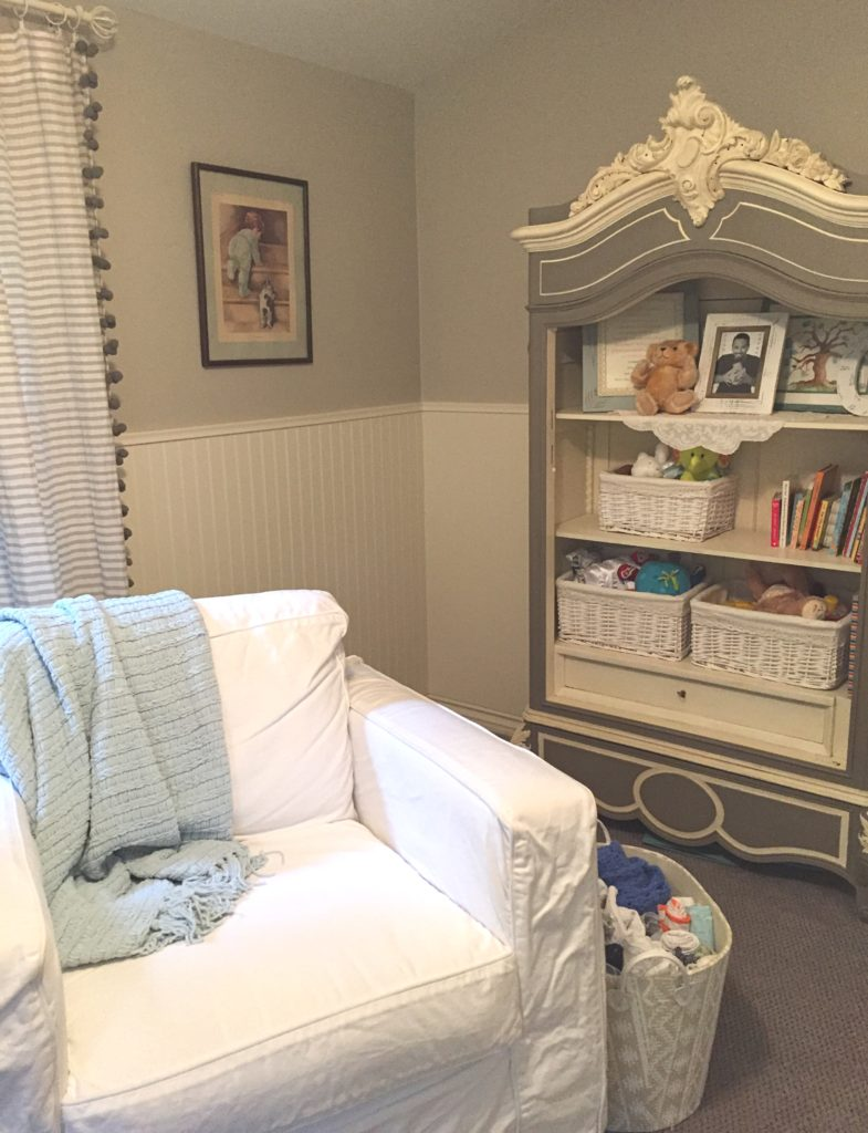 Charlie S French Country Nursery Project