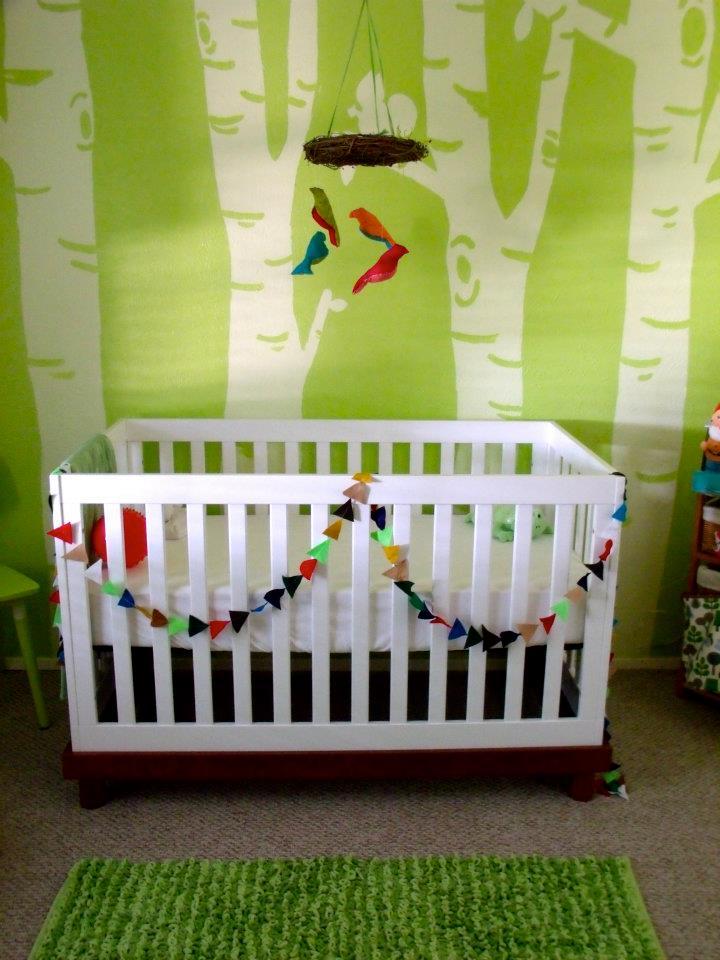 Green Woodland Nursery