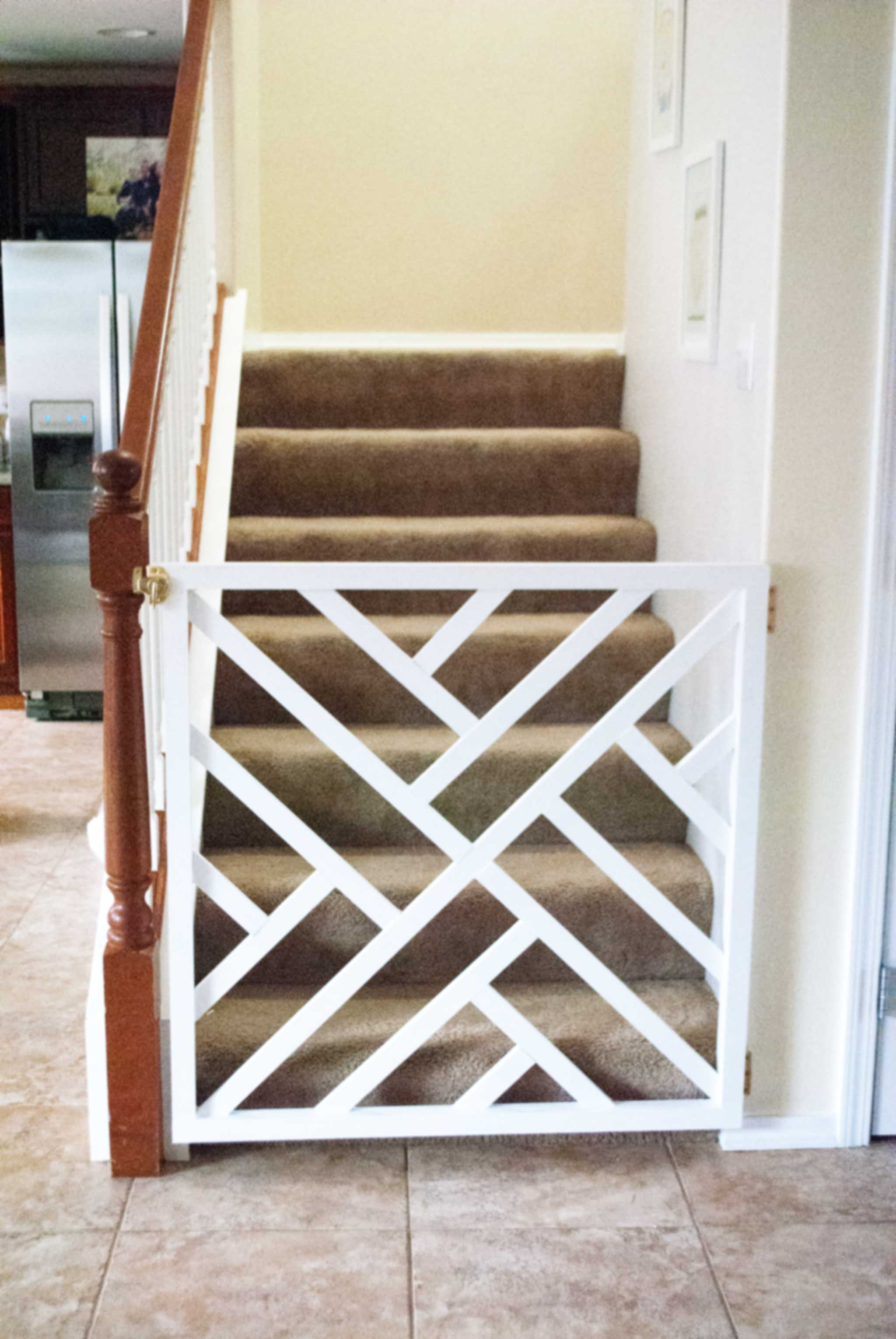 13 Diy Dog Gate Ideas: Do-it-Yourself Chippendale Pet Gate