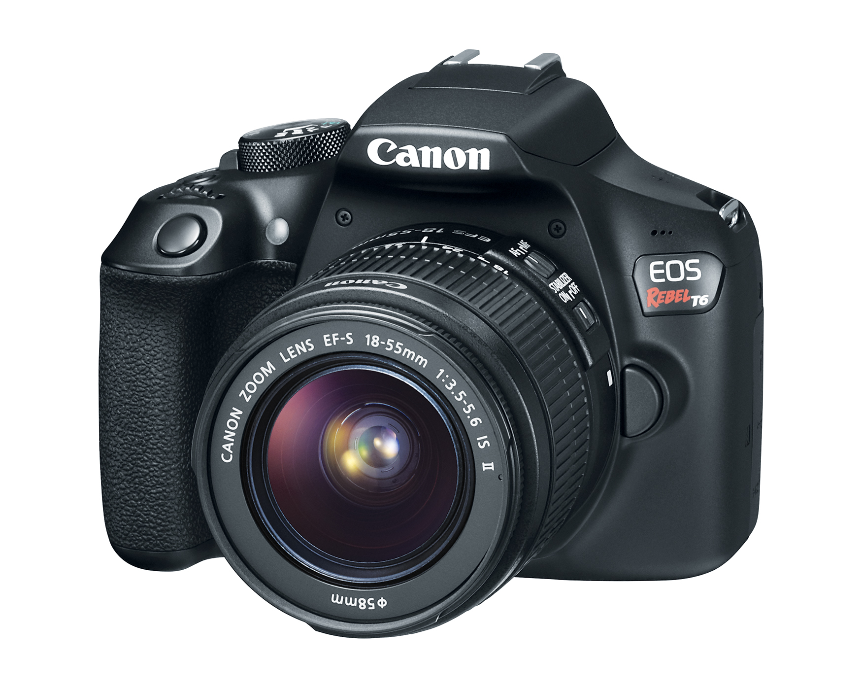 EOS Rebel T6 Digital Camera from Canon