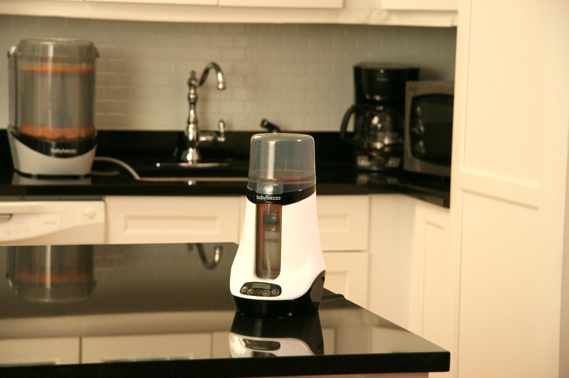 Safe + Smart Bottle Warmer from Baby Brezza