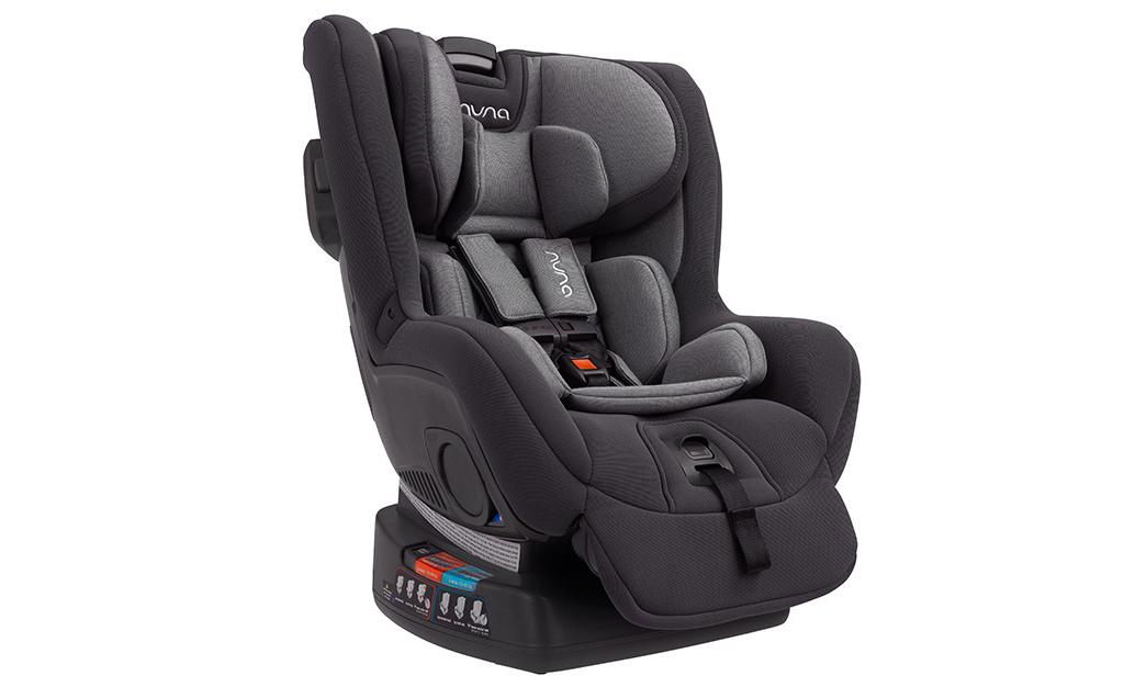 Elis Nuna Rava Convertible Car Seat Review