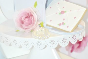 Shabby Chic Valentine's Tea Party