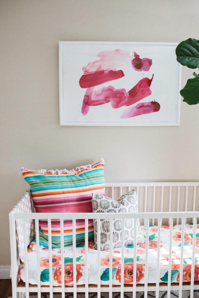 Shared Boy Girl Twin Nursery - Project Nursery