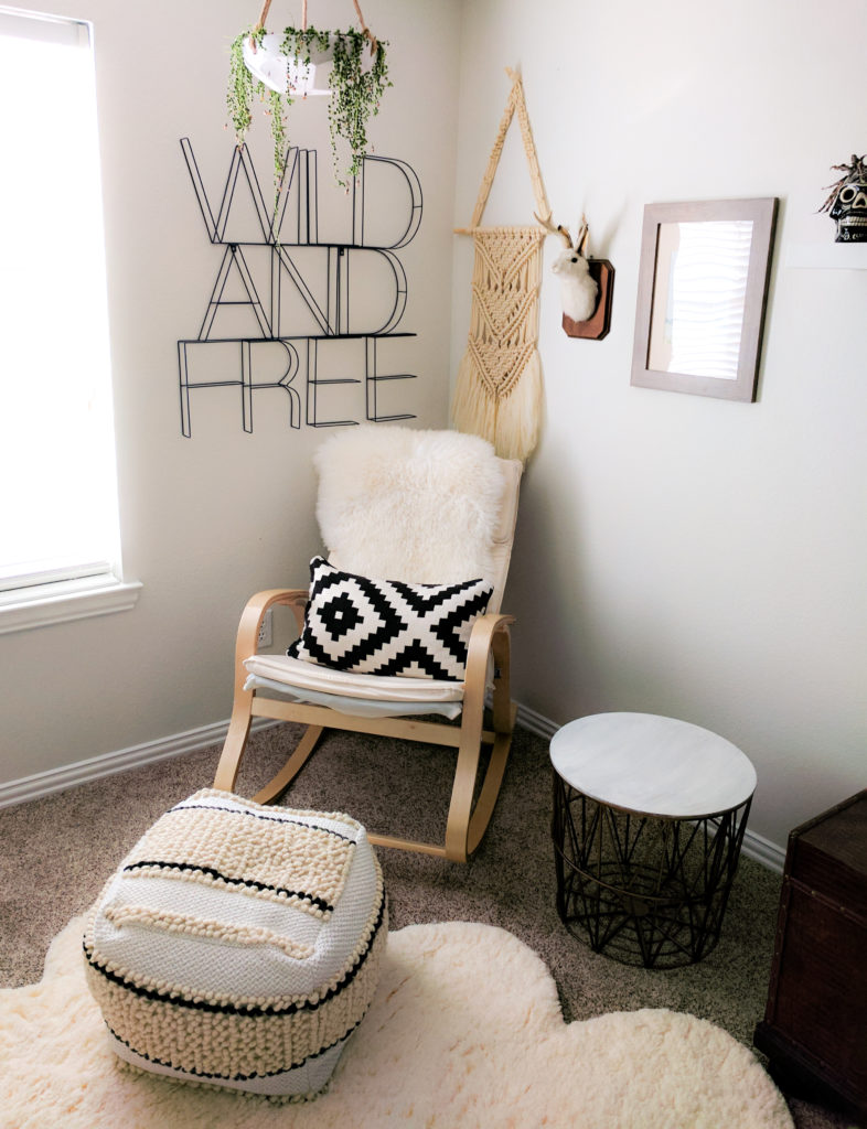 Readers\u0027 Favorite: Boho Desert Chic Gender Neutral Nursery ...