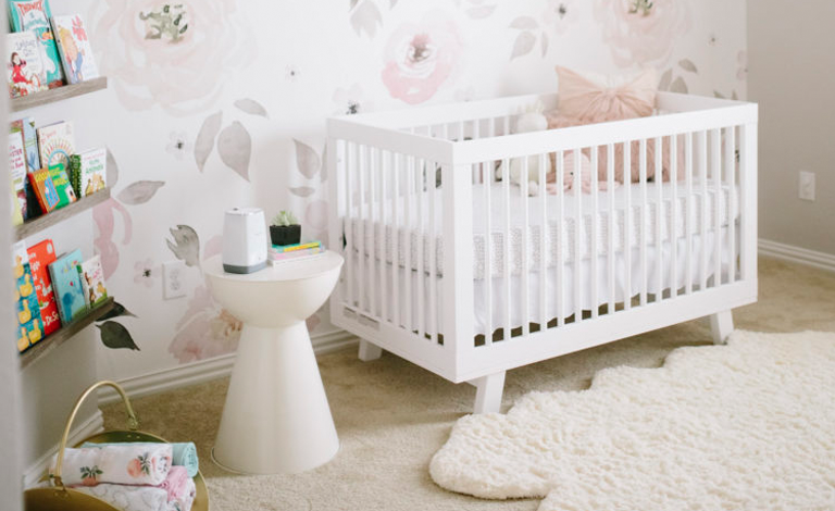 12 nursery trends for 2017 - project nursery Baby Room Ideas