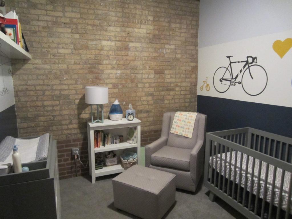 Bicycle Love Nursery