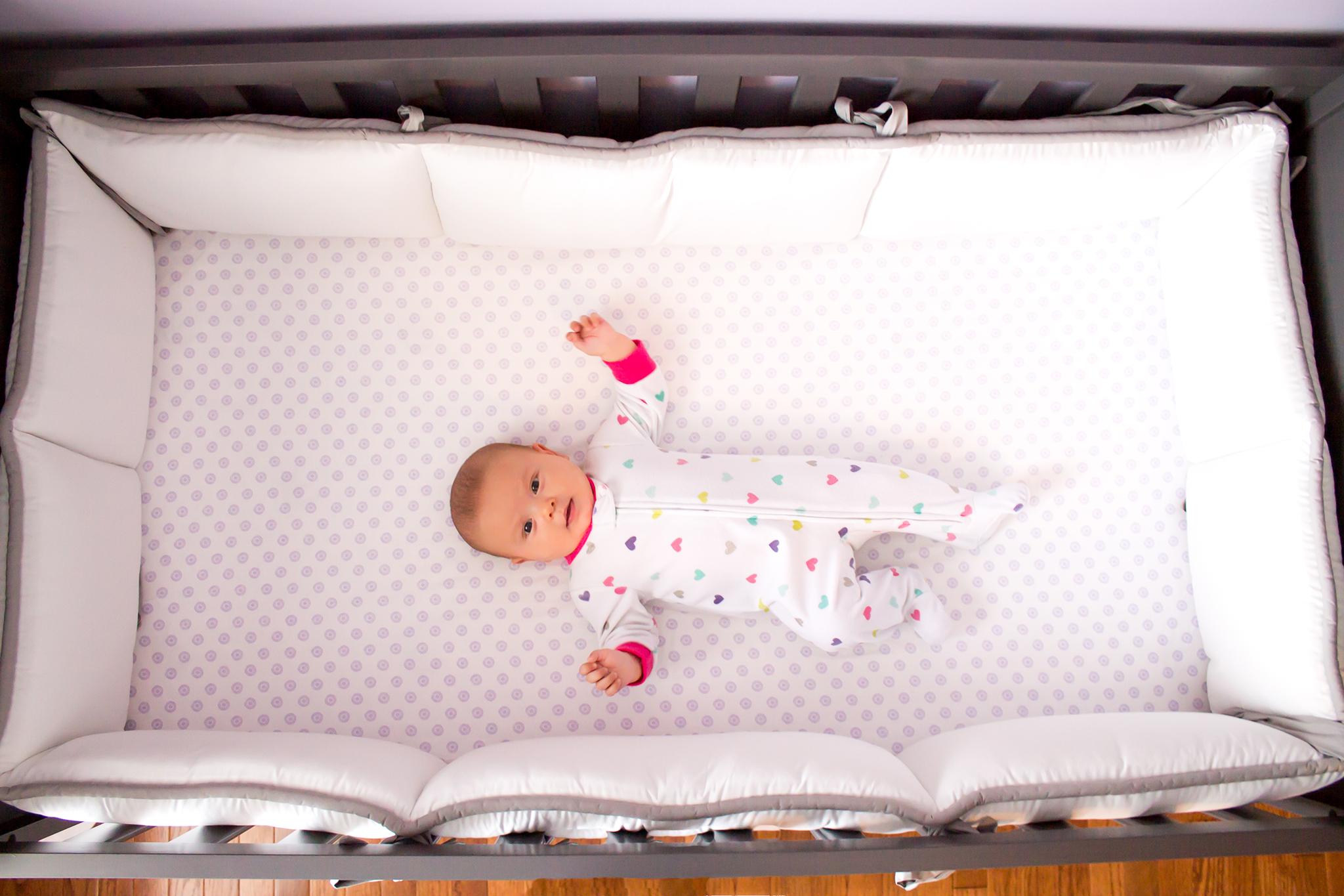 Lila Crib